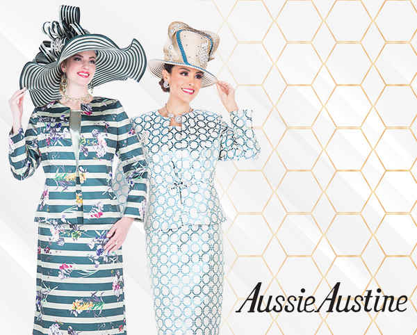 Aussie Austine Church Attire 2020