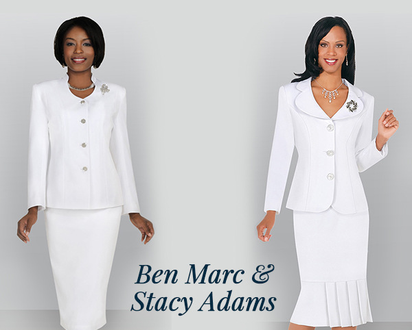 Ben Marc And Stacy Adams Usher Group Uniforms 2020