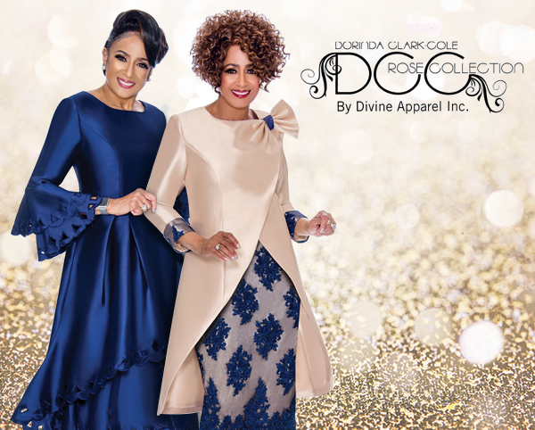 Dorinda Clark Cole Suits 2020